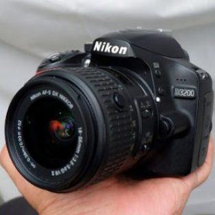 Jual Kamera DSLR Bekas Nikon D3200