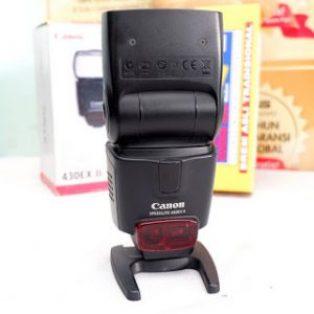 Jual External Flash Canon 430EX II