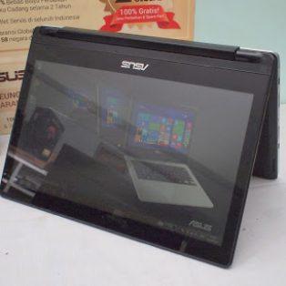 Jual Laptop Bekas Asus Transformer Book Flip ( tp300LA )