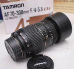 Jual Lensa Tele Tamron 70-300mm For Nikon