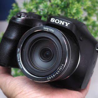 JualSony H300 Kamera Bekas