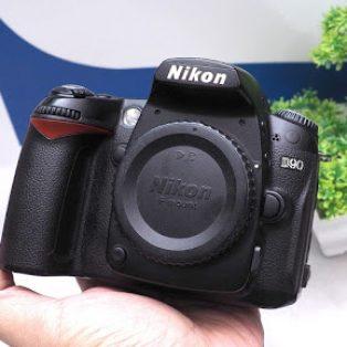 Jual Kamera SecondNikon D90