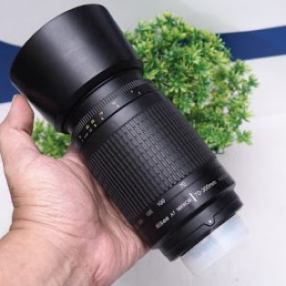 Jual Lensa AF-D Nikon 70-300mm f4-5.6 Bekas