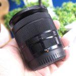 Jual Lensa Mirrorless Kit Fujifilm 16-50mm OIS II Bekas Normal Akurasi Bagus Kelengkapan : Cap depan dan Belakang