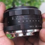 Jual Lensa Fix Meike 25mm f1.8 For Fujifilm