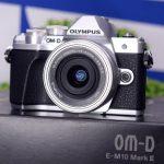 Jual Olympus OM-D EM10 Mark III