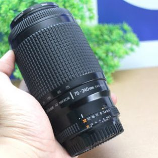 Jual Lensa Nikon 75-240mm ( AF-D )