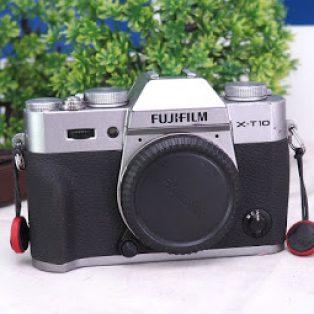 Jual Fujifilm X-T10 Body Only