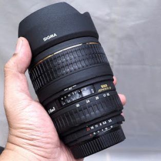 Jual Lensa Sigma 15-30mm
