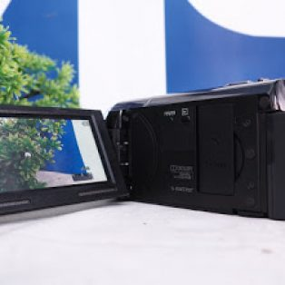 Jual handycam High Definition Sony HDR-XR260 Bekas.