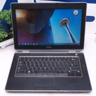 Jual Dell Latitude E6420 Second