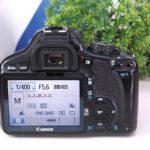 JualKamera BekasDSLRCanon Eos 550D