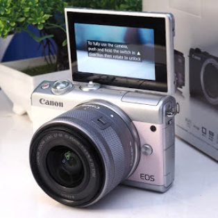 Jual Canon EOS M100 Bekas