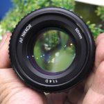 Jual Lensa Fix Nikon 50mm f1.4D