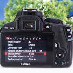 Kamera Bekas Canon EOS 100D