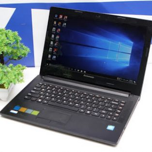 Laptop Seken – Lenovo G40-30  ( minus lcd garis tipiis banget )