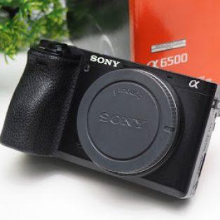 Jual Sony A6500 Bekas Body Only