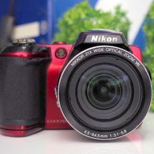 Jual Nikon Coolpix L120 Bekas