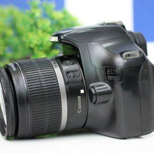 Canon EOS 1100D DSLR Bekas