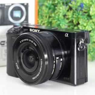 Jual Sony A6000 Bekas