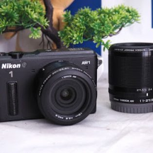 Jual Mirrorless Anti Air  Nikon 1 AW1
