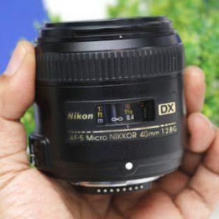 Jual Lensa AF-S Nikon 40mm f2.8G