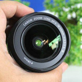 Jual Lensa Kit Canon 18-55mm iiiBekas