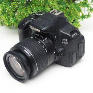 Jual Canon Eos 650D 2nd Malang