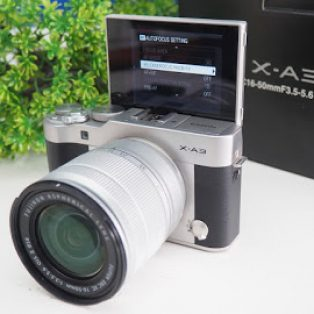 Jual Mirrorless Fujifilm X-A3 Bekas
