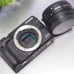 Jual Canon EOS M3