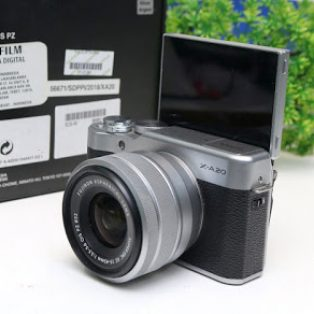 Jual Fujifilm X-A20 Bekas