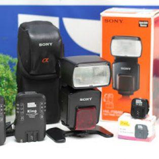 Flash Sony HVL-F58AM Bekas