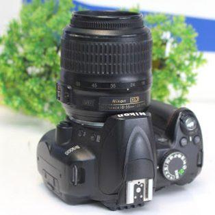 Jual Nikon D3000 Bekas di Malang