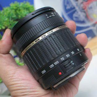 Jual Lensa Tamron 18-200mm Bekas Untuk Canon