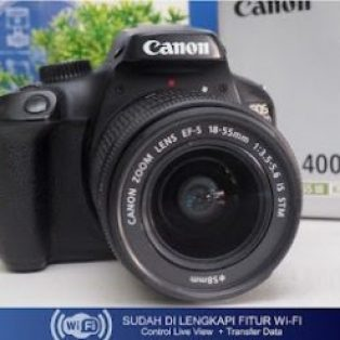 Jual Kamera Bekas Canon eos 4000D