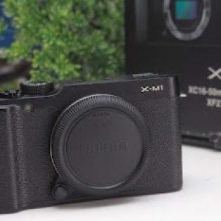 Jual Kamera Mirrorless Bekas Fujifilm XM1 Wifi