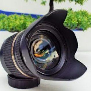 Jual Lensa tamron 17-50mm f2.8 VC For Nikon