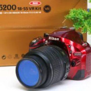 Jual Kamera BekasNikon D5200