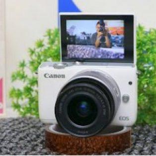 Jual Mirrorless Canon Eos M10 Bekas