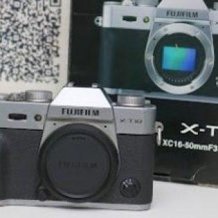 Jual Kamera Mirrorless Fujifilm X-T10