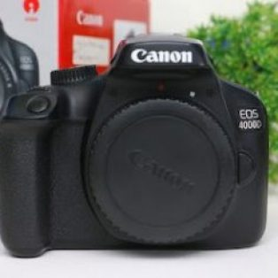 Jual Canon eos 4000D ( Body Only )