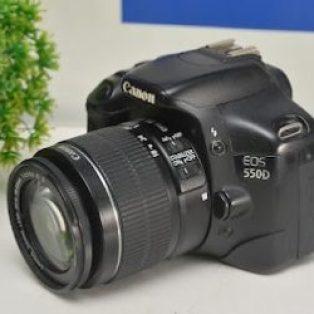 Jual Canon EOS 550D Bekas
