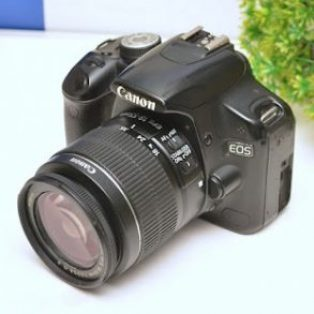Jual Canon EOS 500D Second