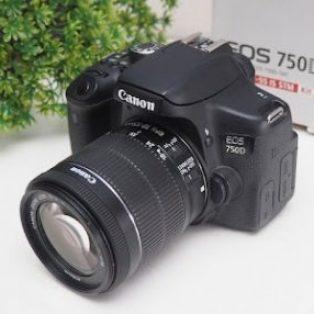 Jual Canon EOS 750D