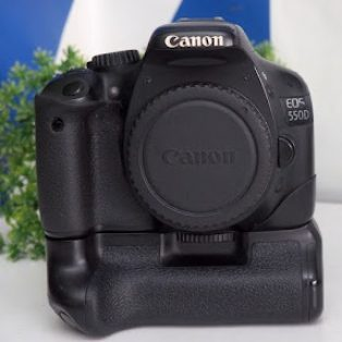 Jual Kamera Bekas Canon Eos 550D