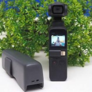 JualDJI OSMO Pocket ( Camera += Gimblal 3 Axis )