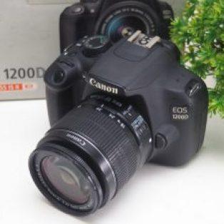 Jual Canon eos 1200D Bekas Fullset