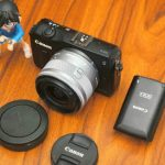 Jual Mirrorless Canon EOS M Kit 15-45mm