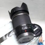 Jual Lensa Tamron 18-200mm VC for Canon