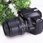 Jual Kamera DSLR Bekas Nikon D3200 di Malang